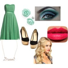 """""""Dinner with Niall"""" by directioner-tommogirl-143 on Polyvore"""