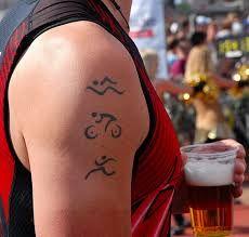 triathlon tattoos - Pesquisa Google