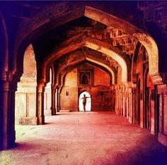 Lodi Gardens New Delhi, India