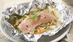 Oven Baked Salmon, Pan Seared Salmon, Glazed Salmon, Quick Salmon Recipes, Canned Salmon Recipes, Make Brown Sugar, Marinated Salmon, Tomato Cream Sauces, Salmon Dishes
