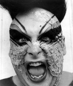 Divine as Dawn Davenport in John Waters' FEMALE TROUBLE (1975)