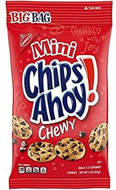 Chips Ahoy Chewy, Chips Ahoy Cookies, Chunky Chocolate Chip Cookies, Mini Chocolate Chips, Chocolates, How To Make Chips, Gourmet Recipes, Snack Recipes, Products