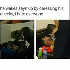 Liam and Zayn are my otp Best Friend Images, Best Friends, Zayn Malik, Zayn One Direction, I Hate Everyone, Larry Shippers, Love Of My Life, My Love, Baby Memes