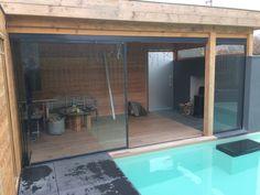 Ook bij uw poolhouse is verandabeglazing van Lumalux een perfect idee! Eindhoven, Pool Houses, Van, Home Decor, Decoration Home, Houses With Pools, Room Decor, Vans, Interior Design