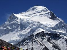 Cho Oyu, Tibet (8201m)