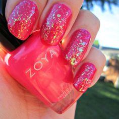 Concrete and Nail Polish: Layering With Zoya Yana & Maisie
