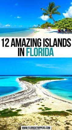 12 Amazing Islands in Florida | Beautiful Islands in Florida | 12 Prettiest Islands in Florida | Gorgeous Islands in Florida | Best Islands in Florida | Prettiest Islands in Florida | islands in florida the beach | florida island vacation | florida islands | florida island resorts | places to visit in florida | florida travel | #floridaislands #travel #usa