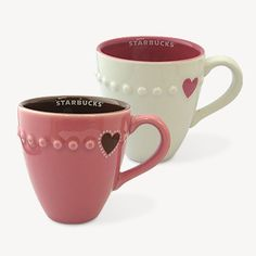 Starbucks Valentines Mugs Starbucks #starbucks, #pinsland, #coffee, https://apps.facebook.com/yangutu