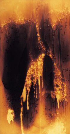 camminiamo nel bosco con la testa in fiamme, come brucia il sangue, collosa resina &nbsp…
