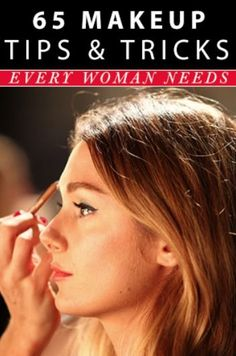 Makeup tips and tricks- every woman needs