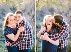 Gorgeous, golden light Alviso, California engagement session // Photography by Simone Anne