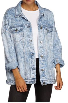 A must have cotton on denim jacket... Bought mine pics to follow! #denim #jacket #musthave #cottonon
