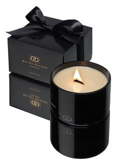 Dayna Decker candles make a perfect gift. Our guests love taking them home from the spa!