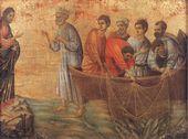 Appearence on Lake Tiberias 1308-11