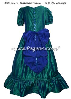 Women's Nutcracker Dress for Party Scene Style 799