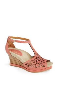 Earthies® 'Casella' Wedge Sandal available at #Nordstrom