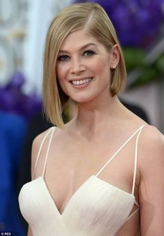 What led her to become a mother again: Rosamund Pike discussed her ...