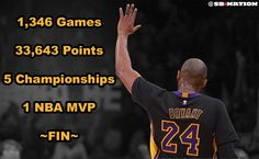 There will never be another player quite like Kobe Bryant. 4 14 2016 29e44eb42