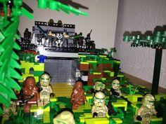 Lego Star Wars Moc on Florrum (HUGE) - YouTube