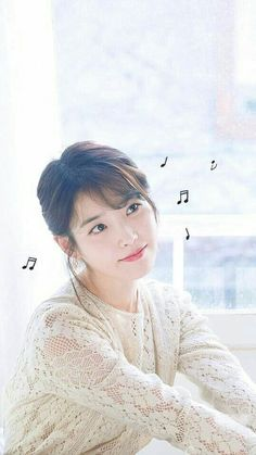 Iu and his songs Both are my life. Korean Actresses, Korean Actors, Actors & Actresses, Cute Korean, Korean Girl, Asian Girl, Korean Celebrities, Celebs, Iu Twitter