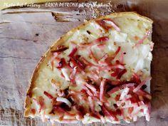 Torta Tirolese: Speck, Formaggio e Cipolle