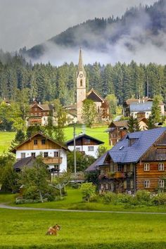 gosau, gmunden, upper Austria by topplaces.com - Pixdaus