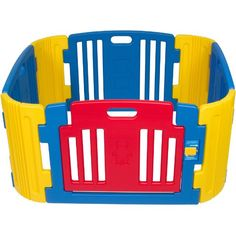 Friendly Toys Little Playzone Basics Safety Indoor Gates - http://www.thepuppy.org/friendly-toys-little-playzone-basics-safety-indoor-gates/