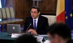 Premierul Victor Ponta a declarat, luni, ca Daniel Chitoiu si Andrei Gerea inca sunt ministri, el aratand ca demisiile acestora au fost depuse la cabinetul sau, dar nu au fost inregistrate la Guvern s Victoria