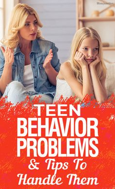 10 Normal Teenage Behavior Problems And How To Handle Them : Understanding teenage behavior problems can be a daunting task. Read this post to deal with these adolescent behavior issues in teens more effectively. Teenage Behaviour, Toddler Behavior, Parenting Teens, Kids And Parenting, Parenting Advice, Teenage Girl Problems, Teen Issues, Raising Teenagers, Teen Boys