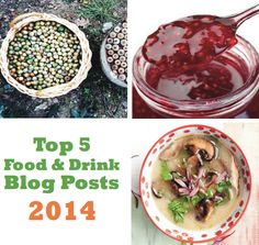Our Top 5 Food & Drink Blog Posts of 2014 - Chelsea Green : Chelsea Green