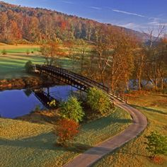 North Georgia Mountains - The South's Best Fall Colors - Southern Living