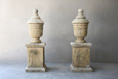 Antique set of vases with pedestal! Architectural Antiques, Architectural Elements, Reclaimed Building Materials, Garden Art, Photo And Video, Architecture, Pedestal, Gardens, Instagram