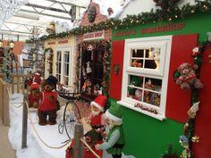 Eastfield garden centre, bridlington christmas display, victorian