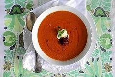 Tomaatti-linssikeitto - Reseptit - Ilta-Sanomat
