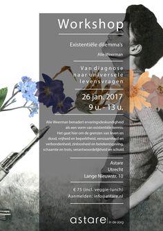 We starten in 2017 met een filosofische kijk op psychische gezondheid!   26-1 | workshop van Alie Weerman | inschrijven: info@astare.nl