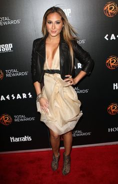 Join. adrienne bailon wardrobe malfunction dress