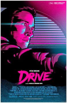 Drive (2013) by Nicolas Winding Refn at Kino Ponrepo
