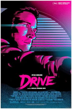Drive (2013) by Nicolas Winding Refn at Kino Ponrepo