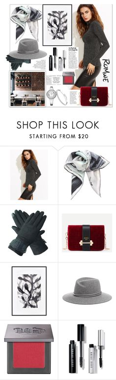 """Romwe"" by natalyapril1976 on Polyvore featuring Mode, Temps des Rêves, Urban Decay, Coffee Shop und Bobbi Brown Cosmetics"