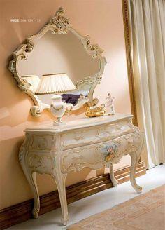 Victorian Bedroom Iride- Victorian Furniture