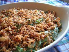 green bean casserole more greenbean thanksgiving dinner casserole ...