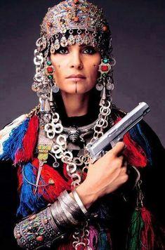 Berbers (amazigh) culture
