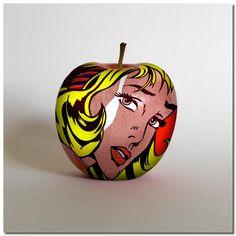 Roy Lichtenstein Image detail for Roy Lichtenstein, Jasper Johns, Andy Warhol, Dali, Richard Hamilton, Industrial Paintings, Modern Pop Art, Pop Art Illustration, Hipster Art