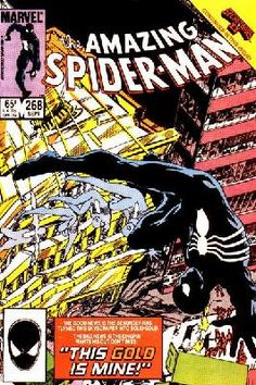 Amazing Spider-Man #268 Tom DeFalco Ron Frenz VF ---> shipping is $0.01!!!