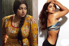 Bhumi goes on to tell young girls that starving oneself to achieve a certain look is not worth it. Bollywood Stars, Bollywood Fashion, Bollywood Actress, Unseen Images, European Models, Full Movies Download, Movie Songs, Fat To Fit