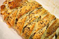 Reuben Bread from @RecipeGirl Lori