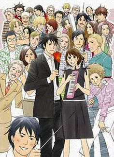 Nodame Cantabile, manga with show adaptation, Annoying Girls, Piano Tutorial, Anime Music, Episode Online, Free Anime, My Escape, Character Development, Series Movies, Funny Stories