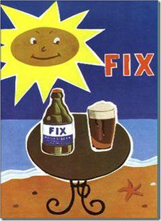 παλιες ελληνικες διαφημισεις  greek old classic beer advertising