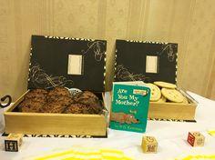 Storybook themed dessert table
