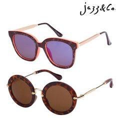 Quadrado ou redondo? Jazz & Co é a sua escolha   modelos Catwalk e Mid Adquira agora: (62)8223-6752 (whatsapp) contato@wearjazz. com #soujazz #sunglasses #eyewear #jazzeco #shades #style
